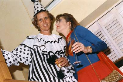 Mogens Tholstrup and Mrs Morgens Tholstrup