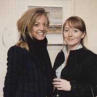 Mrs Jonathan Edmunds and Miss Francesca Bell