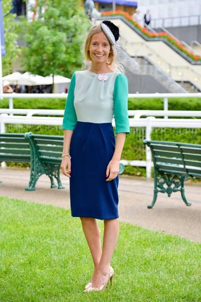 Martha Ward, Royal Ascot, 2012