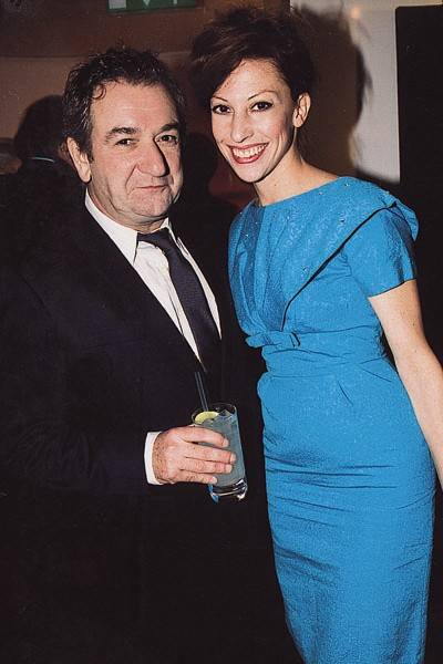 Ken Stott and Nina Gehl