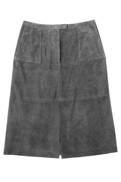Skirt, £350, by Jaeger