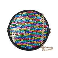 Accessorize sequin bag