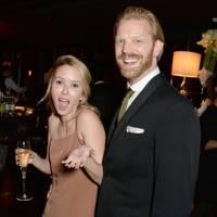 Alexandra Berg and Alistair Guy