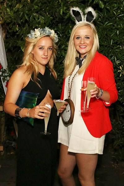 Chloe Primrose Pemberton and Julia Scott
