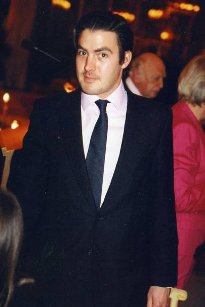 The Hon Alexander Rayne