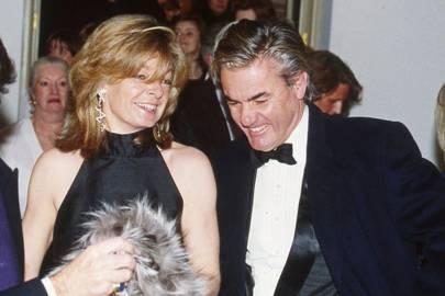 Joanna Clarke and François Doumen