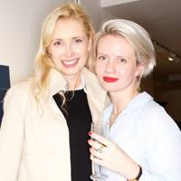 Monika Bialkowska and Megan Piper