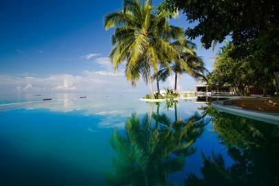 Amilla Fushi, Maldives