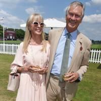 Susan Sangster and Charles Delevingne