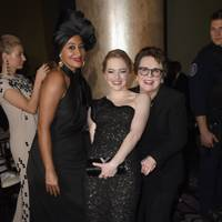 Tracee Ellis Ross, Emma Stone and Billie Jean King