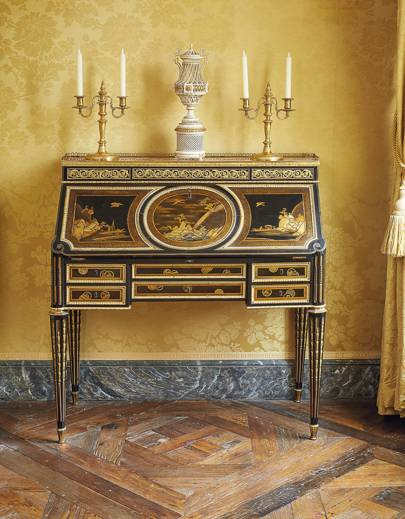 Furniture Up For Auction In Paris, Marie Antoinette Furniture