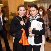 Daphna Sheki and Goli Bagherzadel