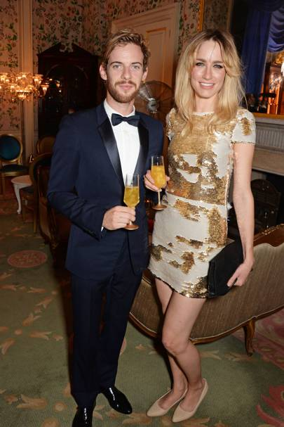 Luke Treadaway and Ruta Gedmintas