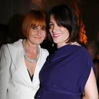 Mary Portas and Melanie Rickey