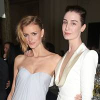 Jacquetta Wheeler and Erin O'Connor