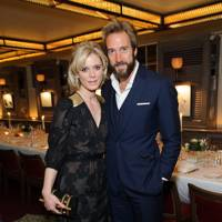 Emilia Fox and Ben Fogle