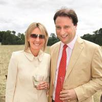 Viscountess Cowdray and Jo Thornton