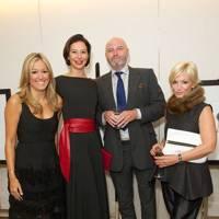 Marigay McKee, Kristina Blahnik, Neil Clifford and Rebecca Farrar-Hockley