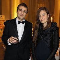Ben Goldsmith and Kate Goldsmith