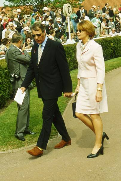 Henry Cecil and Mrs Henry Cecil