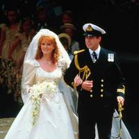 Prince Andrew's marriage to Sarah Ferguson, 1986