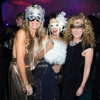 Melissa Odabash, Yasmin Mills and Kelly Hoppen
