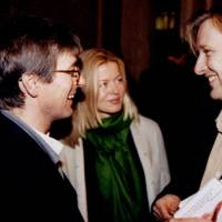 Tim Taylor, Lady Helen Taylor and Willie Nickerson