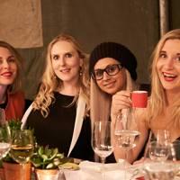 Elisa Vallata, Gaby Taylor, Sima Kumar and India Sinclair