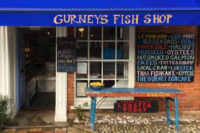 Gurneys Fish Shops