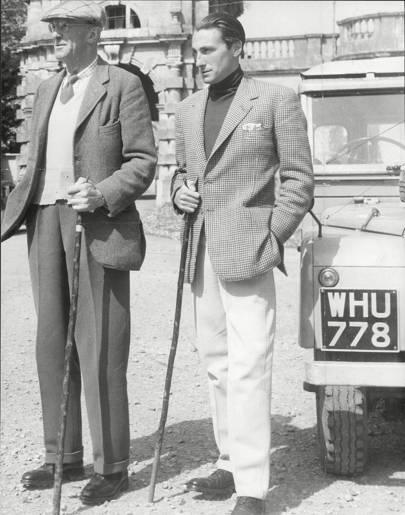 The Duke of Beaufort, 1968