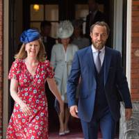 Lady Laura Marsham and James Middleton