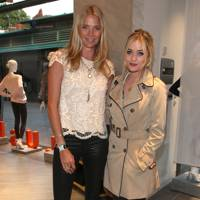 Jodie Kidd and Laura Whitmore