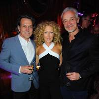 Stephen Webster, Kelly Hoppen and John Gardiner
