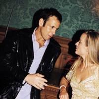 Lance Gerrard-Wright and Alison Davies