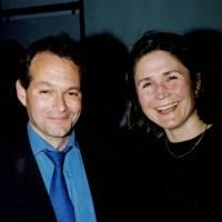 Christopher Lockwood and Catherine Milner