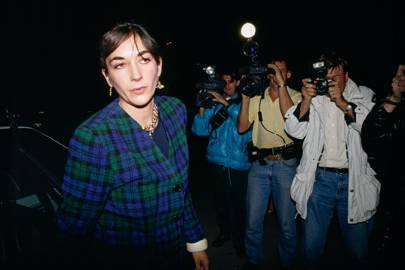 Where On Earth Was The British Socialite Ghislaine Maxwell At Last We Know Tatler