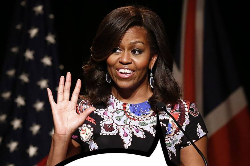 13 of the best things Michelle Obama has ever said: | Tatler