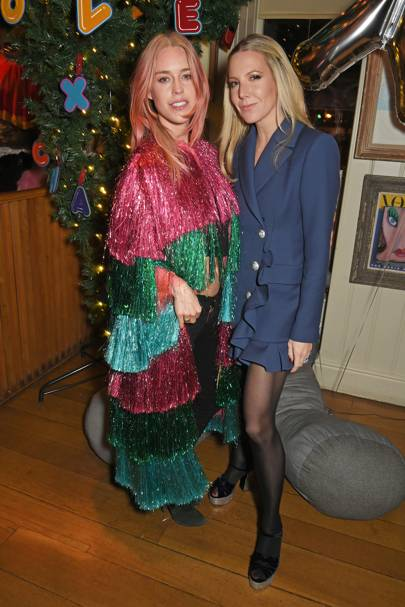 Mary Charteris and Alice Naylor-Leyland