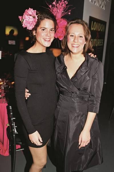 Daisy Fraser and Kate Rosser