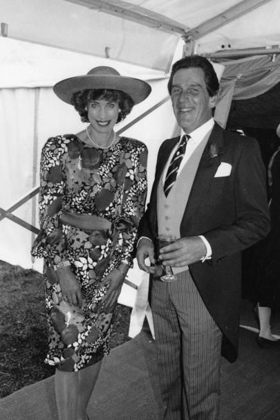 The Countess of Denbigh and The Earl of Denbigh