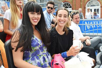 Melissa Hemsley and Laura Jackson