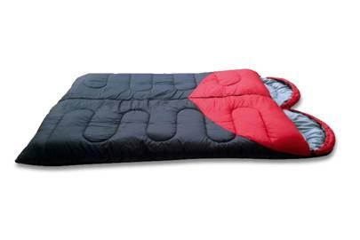Heart sleeping bag