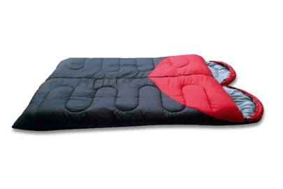 Heart sleeping bag