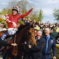 Johnnie Murtagh, Sir Alex Ferguson and Ger Hoare