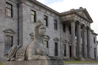 Welome to Ballyfin: Ireland's Belle Eire palace