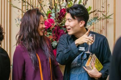 Jasmine Chen and Michael Xufu