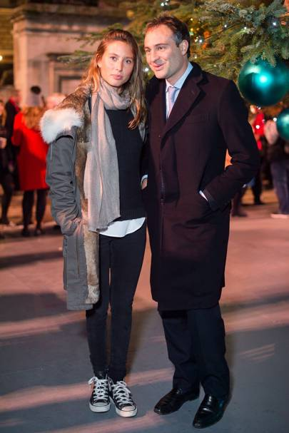 Jemima Jones and Ben Goldsmith
