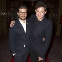 Jamie Lloyd and Mathew Horne
