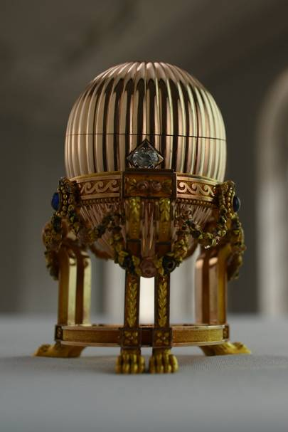 The Third Imperial Egg, House of Fabergé, 1887