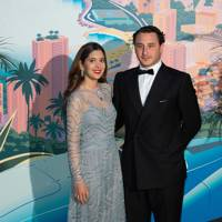 Noor Fares and Alexandre Khawam